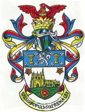W Lancs coat of arms